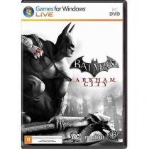 Batman Arkham City - PC - Warner Bros