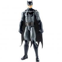 Batman Cinza 30cm Liga Da Justiça - Mattel - Mattel