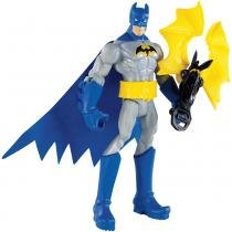 Batman Figura Power Attack Cyberbat Batman - Mattel - Batman