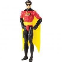 Batman Liga da Justiça Robin - Mattel - Mattel