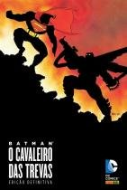 Batman: o cavaleiro das trevas - edicao definitiva - Panini
