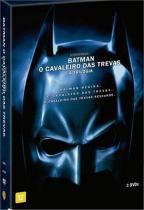 Batman - o Cavaleiro das Trevas Trilogia - Warner home video