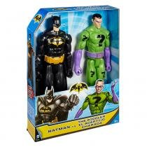 Batman Pack Batman Vs Charada - Mattel - Mattel