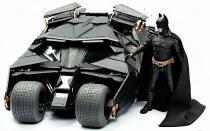 Batmovel Dark Knight Rises Rc7 Funções - Candide -