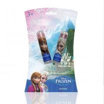 Batons Frozen Disney Beauty Brinq Elevador Cartela 2 Peças -