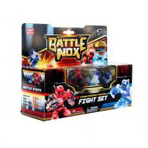 Battle Knox Set Duplo - Multikids - Multikids