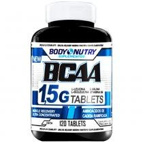 Bcaa 1,5 G - 120 Tabletes - Body Nutry -