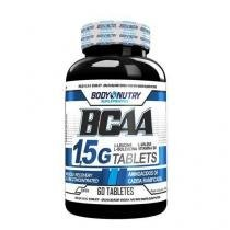 BCAA - 1,5g 60 Tabletes - Body Nutry -