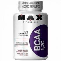 Bcaa 1.2g 120 Tabletes Max Titanium - Max Titanium
