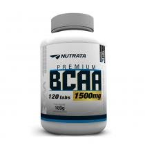 Bcaa 1.5g 60 tabletes Nutrata - Nutrata