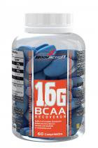 BCAA 1.6G Recoveron Body Action - 60 caps - Body Action