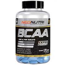BCAA 1000mg 120 tabletes - Neo Nutri