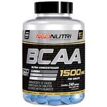 BCAA 1500mg 240 Cápsulas - Neo Nutri