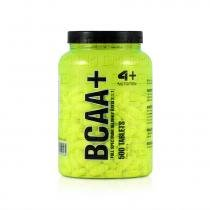 BCAA 1g - 4+ Nutrition - 500 tabletes - 4+ Nutrition