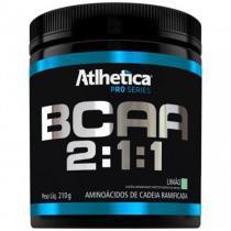 Bcaa 2:1:1 - Pro Series - 210G - Atlhetica Nutrition - Atlhetica