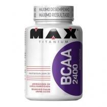 BCAA 2400 - 100 Cápsulas - Max Titanium -