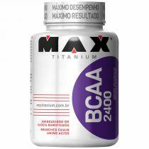 Bcaa 2400 - 100 Cápsulas - Max Titanium - Max Titanium