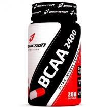 BCAA 2400 (200 Cápsulas) - Body action