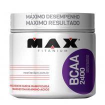 Bcaa 2400 450 Cápsulas Max Titanium - Max Titanium
