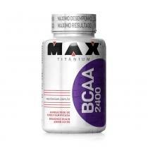 BCAA 2400 - Max Titanium - 100 cápsulas - Max Titanium