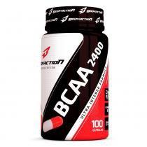 BCAA 2400mg 100 Cápsulas Body Action -