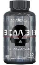Bcaa 3:1:1 120 tabs - black skull - Black skull heavy sports nutrition