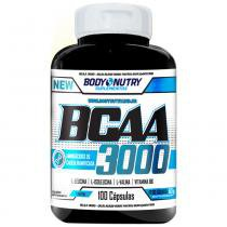 Bcaa 3000 - 100 Cápsulas - Body Nutry -