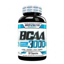 BCAA 3000 - 50 Cápsulas - Body Nutry -