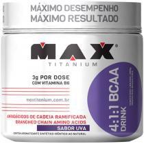 Bcaa 4:1:1 Drink - 280G - Max Titanium - Max Titanium