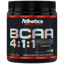 Bcaa 4:1:1 Powder - Evolution Series - 225G - Atlhetica - Atlhetica