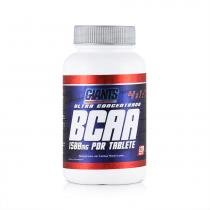 BCAA 4:1:1 Ultraconcentrado 1500mg - Giants Nutrition - 120 tabletes - Giants Nutrition