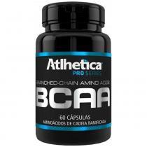 Bcaa - 60 Cápsulas - Pro Series - Atlhetica - Atlhetica