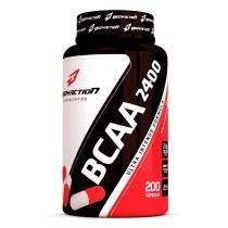 Bcaa Aminoácido 2400 Bodyaction Ultra Intense 200 Cápsulas -