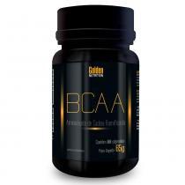 Bcaa - Aminoácido De Cadeia Ramificada - 100 Cápsulas - Golden Nutrition - Golden Nutrition