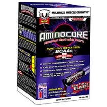 BCAA Aminocore 20 Sachês - Allmax Nutrition