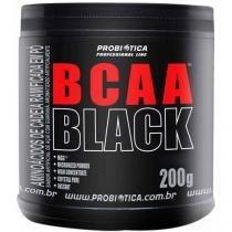 BCAA Black 200g Açai e Guaraná - Probiótica