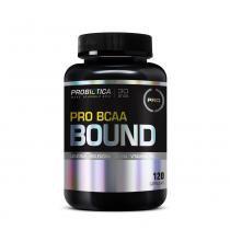 Bcaa bound 120 cápsulas - probiótica pro - Probiótica