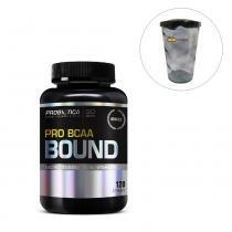 Bcaa Bound 120 Cápsulas - Probiótica Pro + Shakeira 700ml -