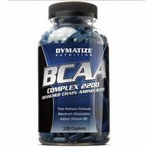 BCAA Complex 2200 - 200 Cápsulas - Dymatize - Dymatize nutrition