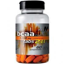BCAA Essential 1000Mg 60 Comprimidos - ProN2