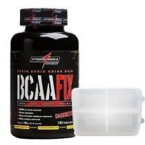dc0c6ee62 Bcaa Fix Darkness - 120 tabletes + Porta Cápsula - Integralmédica -  Integralmedica