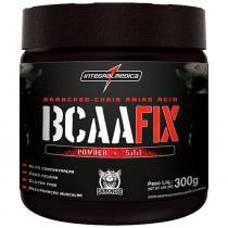 Bcaa Fix Powder 300 Grs - Integralmédica - Limão - Integralmédica