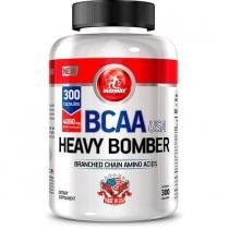 BCAA Heavy Bomber Midway 300 cápsulas - Midway