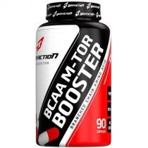 BCAA M-TOR BOOSTER (90 Cápsulas) - Body action