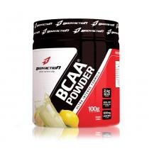 Bcaa muscle builder powder 100g body action - Limão -