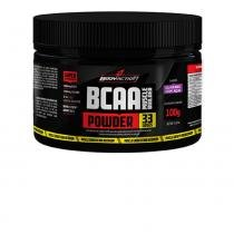 Bcaa muscle builder powder 100g body action - Tangerina -