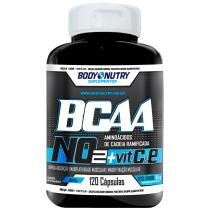 Bcaa No2 + Vitamian C  E- 120 Cápsulas - Body Nutry -