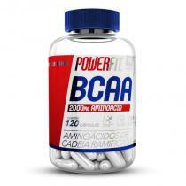 BCAA Nutrilatina PowerFit 2000MG 120 Cápsulas - Nutrilatina