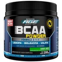 Bcaa Powder - 200G - Nutrilatina - Limão - Nutrilatina