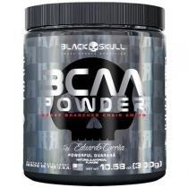 BCAA Powder - 300g - Black Skull - Melancia (Watermelon) - Black Skull